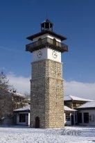 Dobrič, hodinová věž