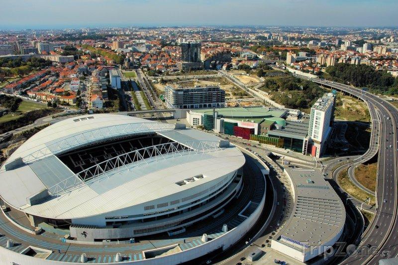 Fotka, Foto Estádio do Dragão (Porto, Portugalsko)