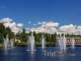 Fontány v Oulu