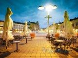 Hlavní náměstí Osijeku