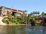 Hotel na břehu Nilu