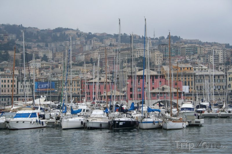 Fotka, Foto Janovský přístav (Janov, Itálie)