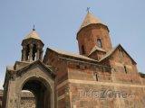 Kostel a klášter Khor Virap