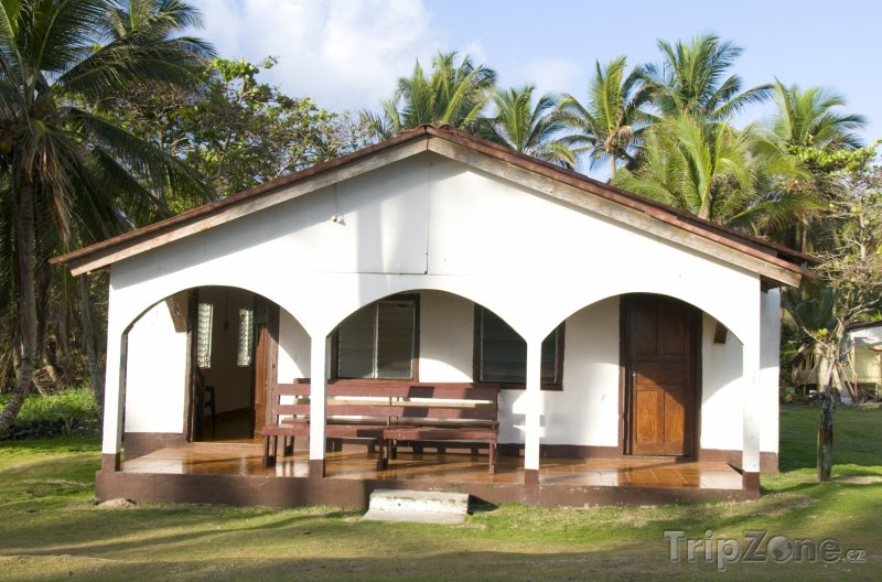 Fotka, Foto Kostel na Corn Islands (Nikaragua)