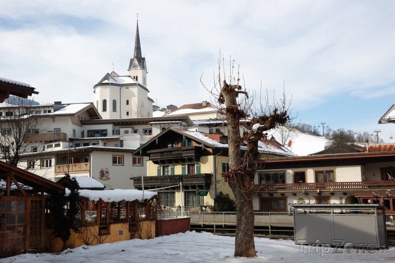 Fotka, Foto Kostel v Kaprunu (Rakousko)
