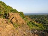 Krajina na ostrově Útila