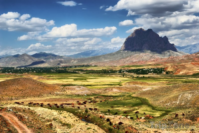 Fotka, Foto Krajina Nachičevanu (Ázerbájdžán)