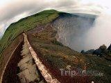 Kráter sopky Masaya
