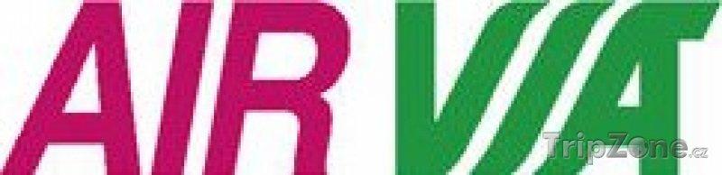 Fotka, Foto Logo společnosti Air Via
