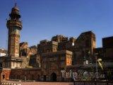 Mešita Wazir Khan v Láhauru