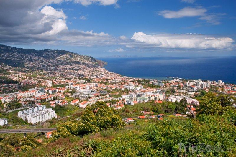 Fotka, Foto Město Funchal (Funchal, Portugalsko)