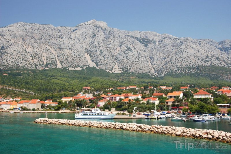 Fotka, Foto Město Orebić (Chorvatsko)