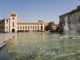 Náměstí v Jerevanu