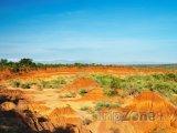 Národní park Kidepo Valley