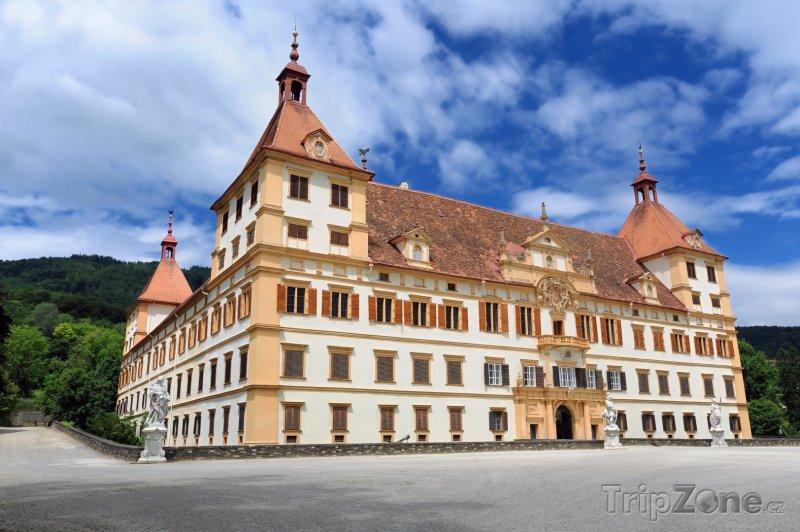 Fotka, Foto Palác Eggenberg ve Štýrském Hradci (Rakousko)