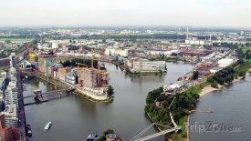 Panorama přístavu