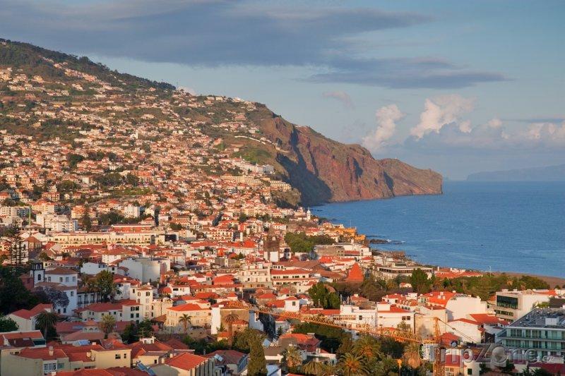 Fotka, Foto Panoráma (Funchal, Portugalsko)