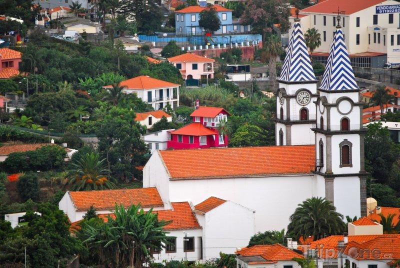 Fotka, Foto Pico Dos Barcelos v části Santo António (Funchal, Portugalsko)