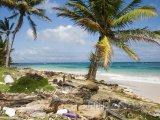 Pláž Sallie Peachie na Corn Islands