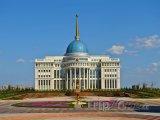 Prezidentský palác Ak Orda v Astaně