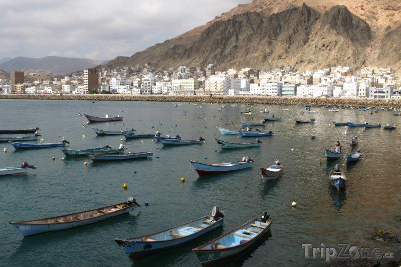 Fotka, Foto Přístav Al Mukallah (Jemen)