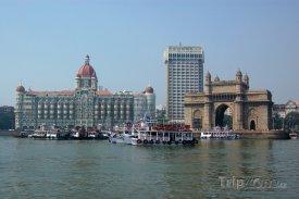 Přístav v Bombaji