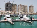Přístav v Dauhá
