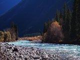 Řeka Chilik