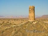 Rozhledna v pohoří Al-Hadžar