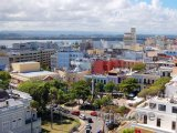 San Juan panorama