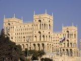 Sídlo vlády v Baku