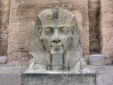 Socha Ramesse II.
