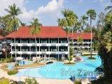 Tropický hotelový resort