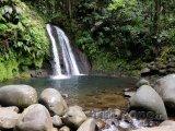 Vodopád Carbet Falls