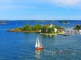 Baltské moře u Helsinek