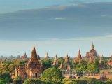 Chrámy v Baganu