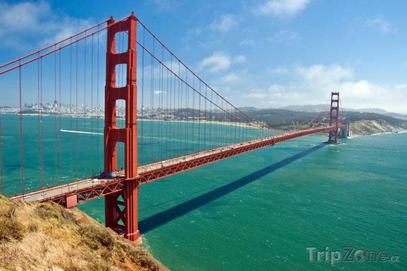 Fotka, Foto Golden Gate Bridge v San Franciscu (USA)