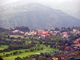 Gran Canaria, vesnice Pico de Bandama