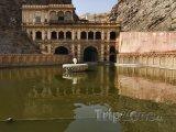 Hinduistické poutní místo Galtaji