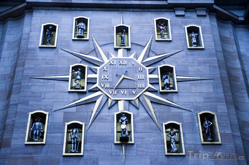 Fotka, Foto Hodiny občanů (Brusel, Belgie)