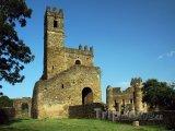 Hrad Fesilides v Gondaru