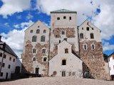Hrad ve městě Turku