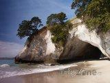 Jeskyně na poloostrově Coromandel