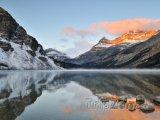 Jezero Bow v národním parku Banff