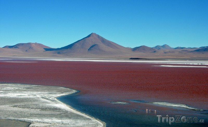Fotka, Foto Jezero Colorado v oblasti Beni (Bolívie)