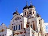 Katedrála Alexandra Něvského v Tallinnu