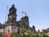 Katedrála v Mexiko City