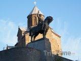 Kostel Metekhi