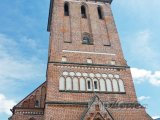 Kostel svatého Jana ve městě Tartu