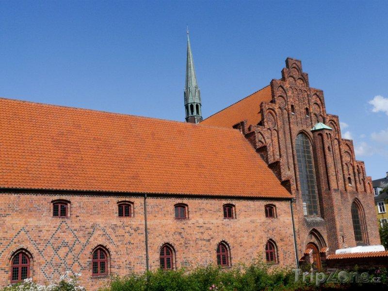 Fotka, Foto Kostel ve městě Helsingør (Dánsko)